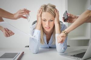 Imagen de estrés, problema tratado en IPSIVA, Instituto Psicológico Valenciano de Trastornos y Problemas Obsesivos