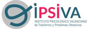 Logotipo de IPSIVA, Instituto Psicológico Valenciano de Trastornos y Problemas Obsesivos